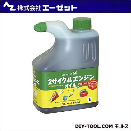 エーゼット FC 2サイクルエンジンオイル スモークレス  1L F022
