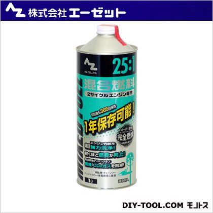 25:1 混合燃料 緑 1L (FG006)