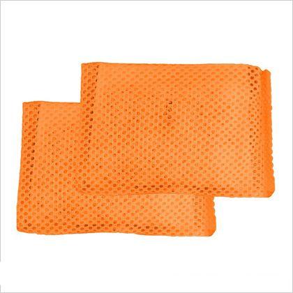 アイスリー工業 カラフルクリーン オレンジ  3567 2 個組