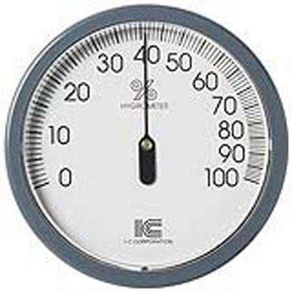 アイシー サーモ410 100φ湿度計