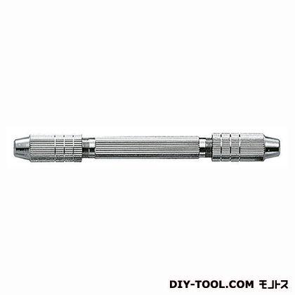アネックス 精密ピンバイス両頭式 0.1~3.2mm   L00025