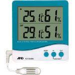A&D A&D デュアルチャンネル温度・湿度計 AD5648A 1台   AD5648A 1 台