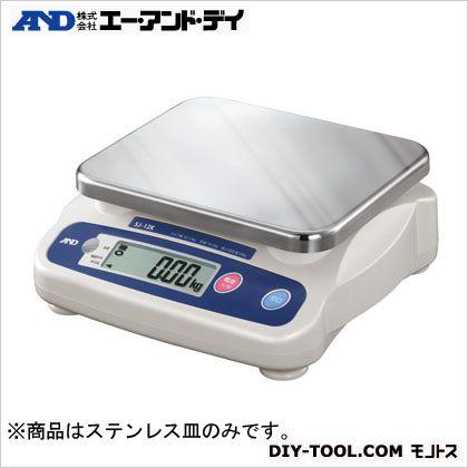 ステンレス皿(材質=SUS304、皿質量約192g) (SJH-10)