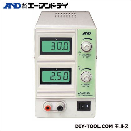 直流安定化電源   AD8724D