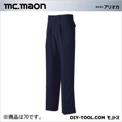 作業着(作業服) ワンタックスラックス ネイビー 70 D8005