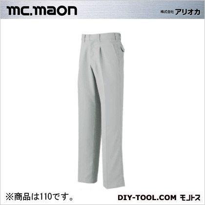 作業着(作業服) ワンタックスラックス ストーングレー 110 D8005