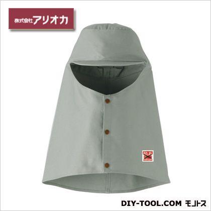 溶接・造船 作業着(作業服) 防炎溶接帽(ツバ付) アースグリーン M MD1001