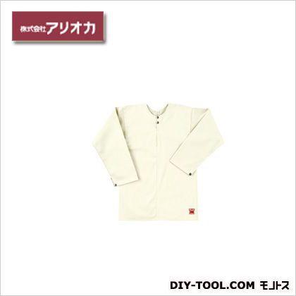溶接・造船 作業着(作業服)防炎帆布(割烹着型)   MD14