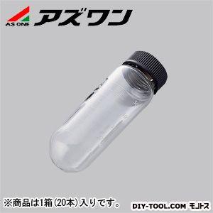目盛付試験管 ねじ口  50ml 6-768-05 1箱(20本入)