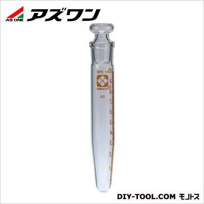共栓遠心沈殿管 円錐型 目盛付き 10ml (1-7094-02) 1個