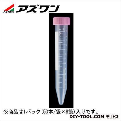 ビオラモ遠沈管 (バルクパック)  15ml 1-3500-01 1パック(50本/袋×8袋入)