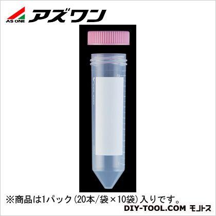 アズワン ビオラモ遠沈管 (バルクパック)  50ml 1-3500-02 1パック(20本/袋×10袋入)