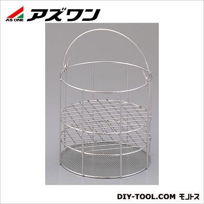 円形試験管立て  φ210×205mm 1-4236-02