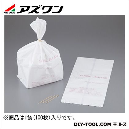 アズワン ビオラモオートクレーブバッグ   2-4129-02 1袋(100枚入)