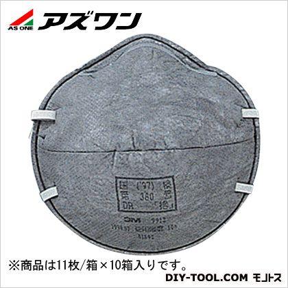 使い捨て式防塵マスク   9-023-51 11枚/箱×10箱入