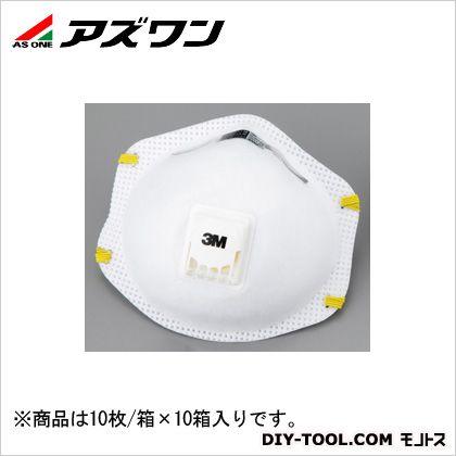 使い捨て式防じんマスク (9-027-55) 10枚/箱×10箱入