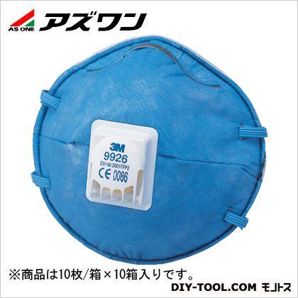使い捨て式防じんマスク   1-5598-51 10枚/箱×10箱入
