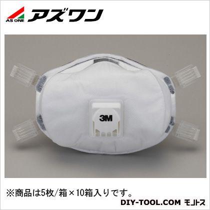 使い捨て式防じんマスク   9-027-57 5枚/箱×10箱入