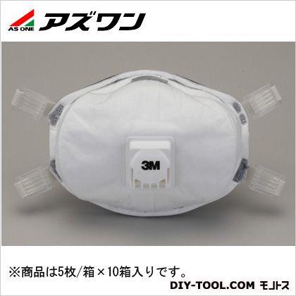 使い捨て式防じんマスク   1-4962-51 5枚/箱×10箱入