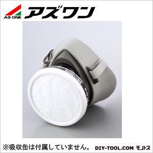 防毒マスク  S/M 8-5018-01 1 個