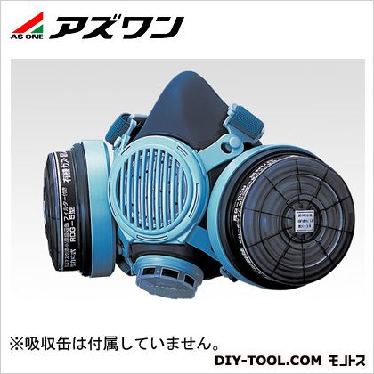 防毒マスク伝声器付 (1-6546-01) 1個
