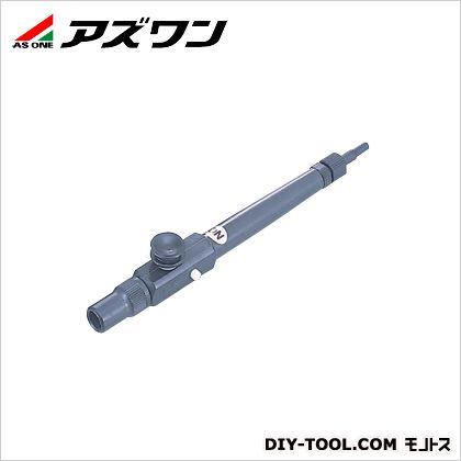ESD真空ピンセット 本体・ノ-マルオ-プン(吸引遮断ボタン付き) 160mm (1-8490-03)