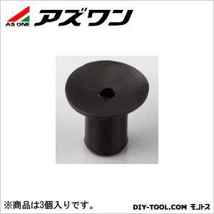 アズワン バキュームピンセット交換パット  φ6.5mm 9-5620-12 3 個