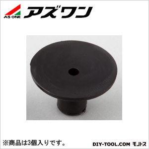 アズワン バキュームピンセット交換パット  φ9.5mm 9-5620-13 3 個