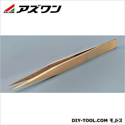 真鍮ピンセット  125mm 7-165-02 1 個