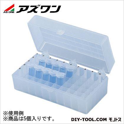 マイクロチューブストレージボックス 140×91×56mm (1-7932-01) 5個入