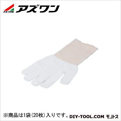 アズワン フィットロング手袋  L 1-1582-01 1袋(10双入)