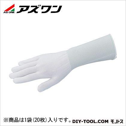 アズワン フィットロング手袋  M 1-1582-02 1袋(10双入)