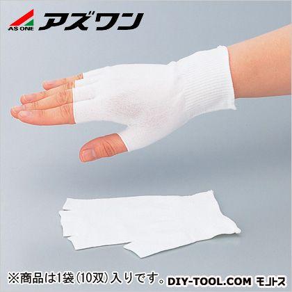 インナー手袋  フリー 1-7952-01 10 双