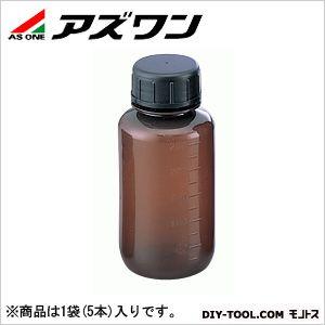 グッドボーイ褐色瓶SCC 褐色 250ml (1-983-02) 1袋(5本入)