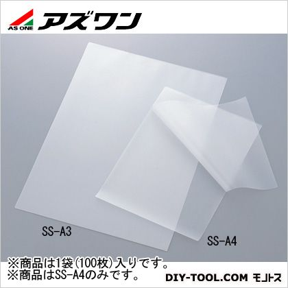CRラミネートフィルム   1-8636-01 1袋(100枚入)