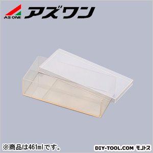 持続性透明帯電防止ケース 217×106×30mm461ml (1-6254-11) 1個
