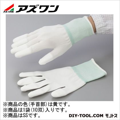APPUコート手袋オーバーロック SS (1-2263-15) 1袋(10双入)