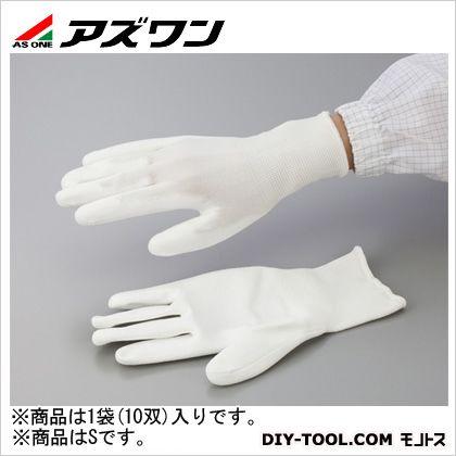 APPUクール手袋オーバーロック  S 2-2131-04 1袋(10双入)