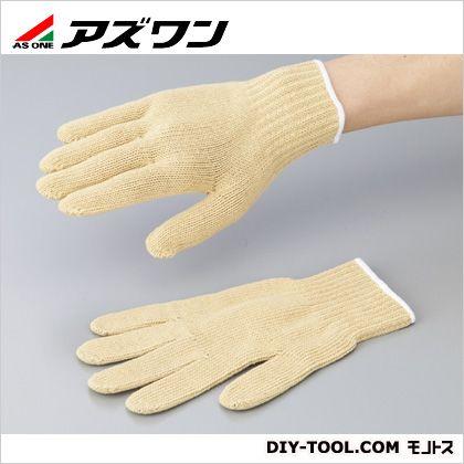 耐熱耐切創アラミドエコ手袋 (1-2767-01) 1双