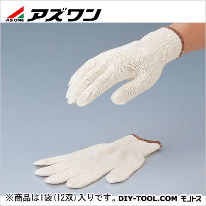 作業用軍手(ハトシカG)   6-6210-01 12 双