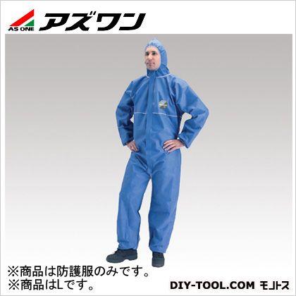 防護服 プロシールド10 青 L 1-6145-02