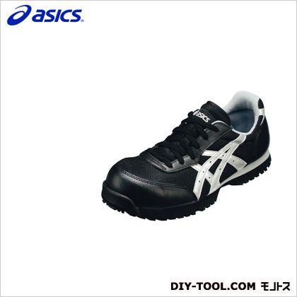 作業用靴ウィンジョブ32L 9093ブラック×シルバー 24cm FIS32L.9093 24.0