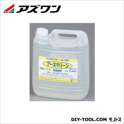 アースクリーン 5L (2-3157-01) 1箱(1本入)