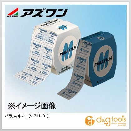 パラフィルム 4″×125フィート (6-711-01)