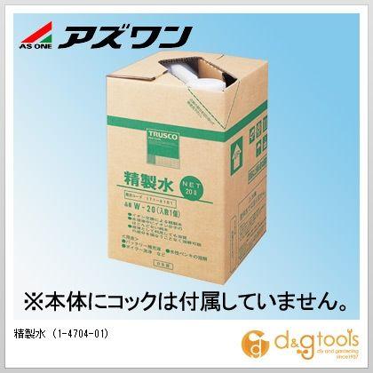 アズワン 精製水   1-4704-01