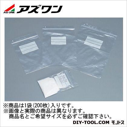 アズワン ユニパックマーク  100×140mm 6-635-05 1袋(200枚入)