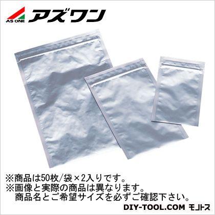 アルミラミジップ (1-9297-04) 50枚入り/袋×2