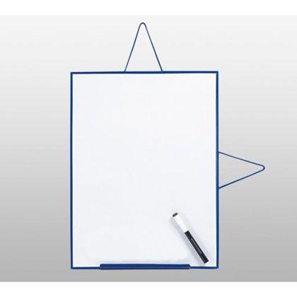 アズワン ホワイトボード M(NP)無地  330×7×440 6-5648-23
