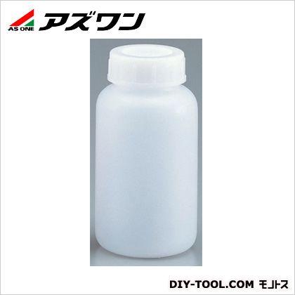 広口瓶(ポリエチレン製) 50ml (1-4658-02) 1本