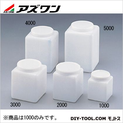 ハイルーテ角瓶  1L 5-355-01 1 個